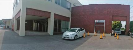 菊池食品工業株式会社商品センターの外観写真